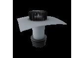 Sanačný vpust Topwet na PVC – zvislý odtok, DN 109 - 116 mm