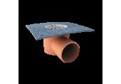 Balkónový vpust Topwet na asfaltový pás DN 50 mm s bočným odtokom