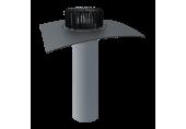 Jednostenný strešný vpust  TOPWET na TPO, DN 100 / 110 mm